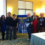 My Students Speaking At The Kiwanis