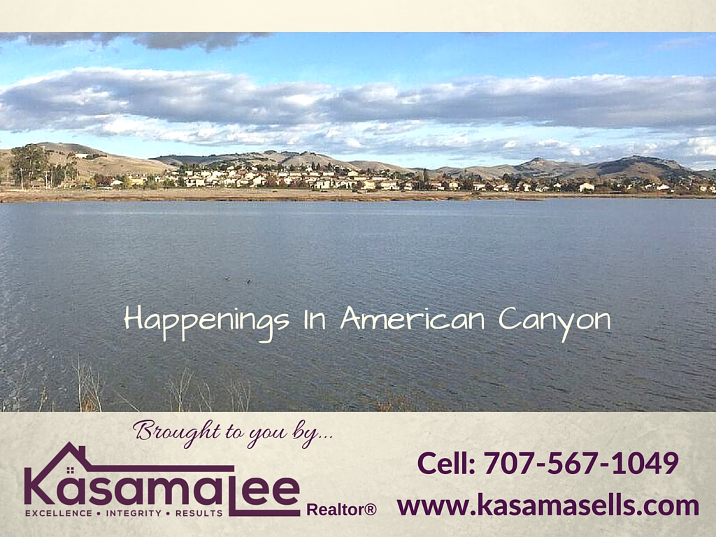 Happenings In American Canyon This Saturday 12/12/15