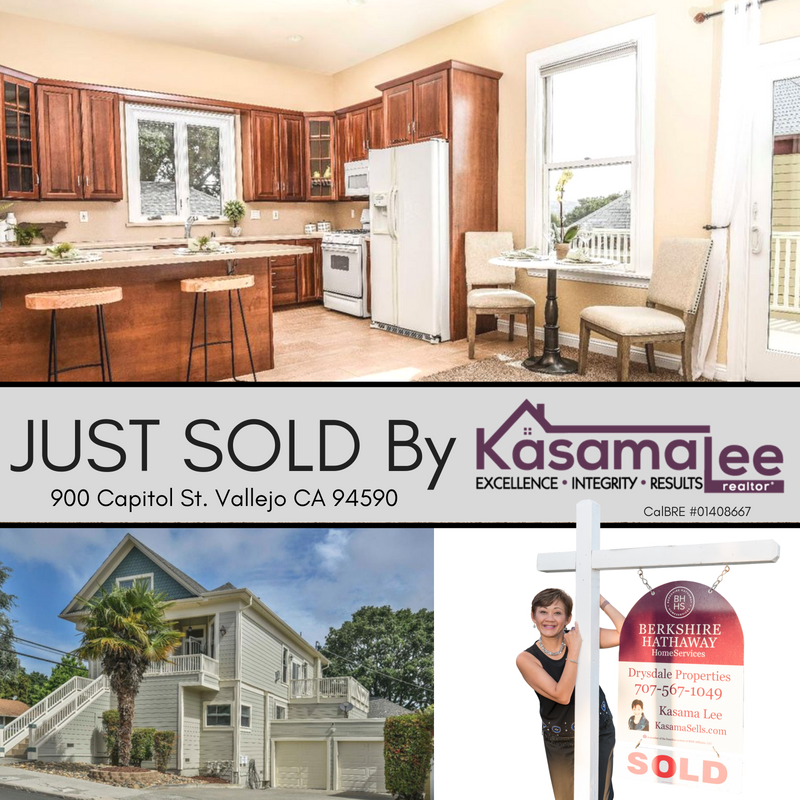 JUST SOLD in Vallejo!