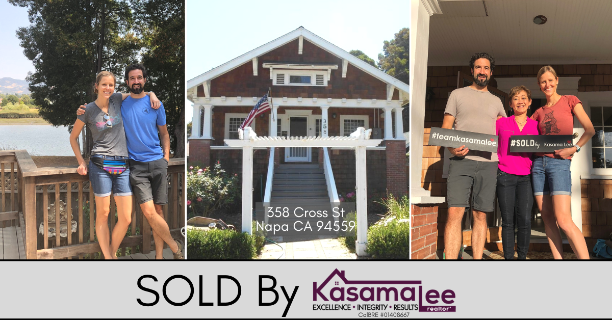 JUST SOLD in Napa!