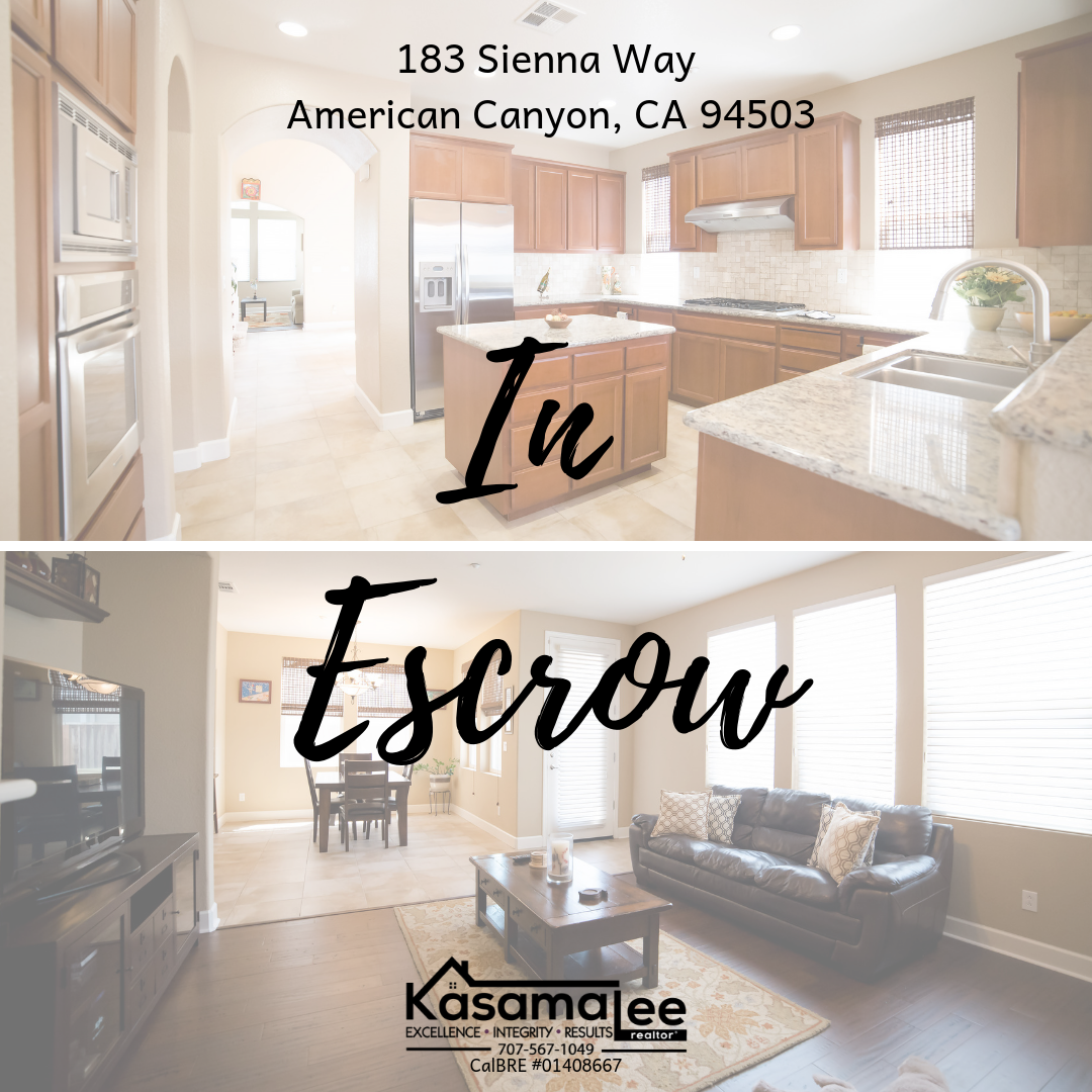 183 Sienna is IN ESCROW!!