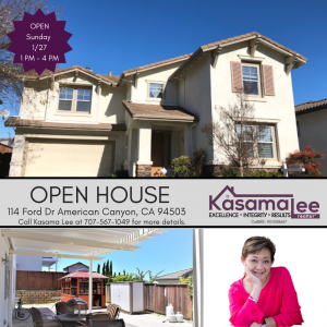 Stop in our Open House on Sunday