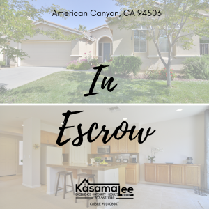 In Escrow with multiple offers!