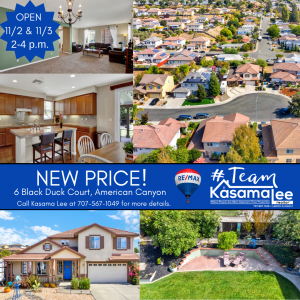 NEW PRICE AND OPEN HOUSE this Weekend