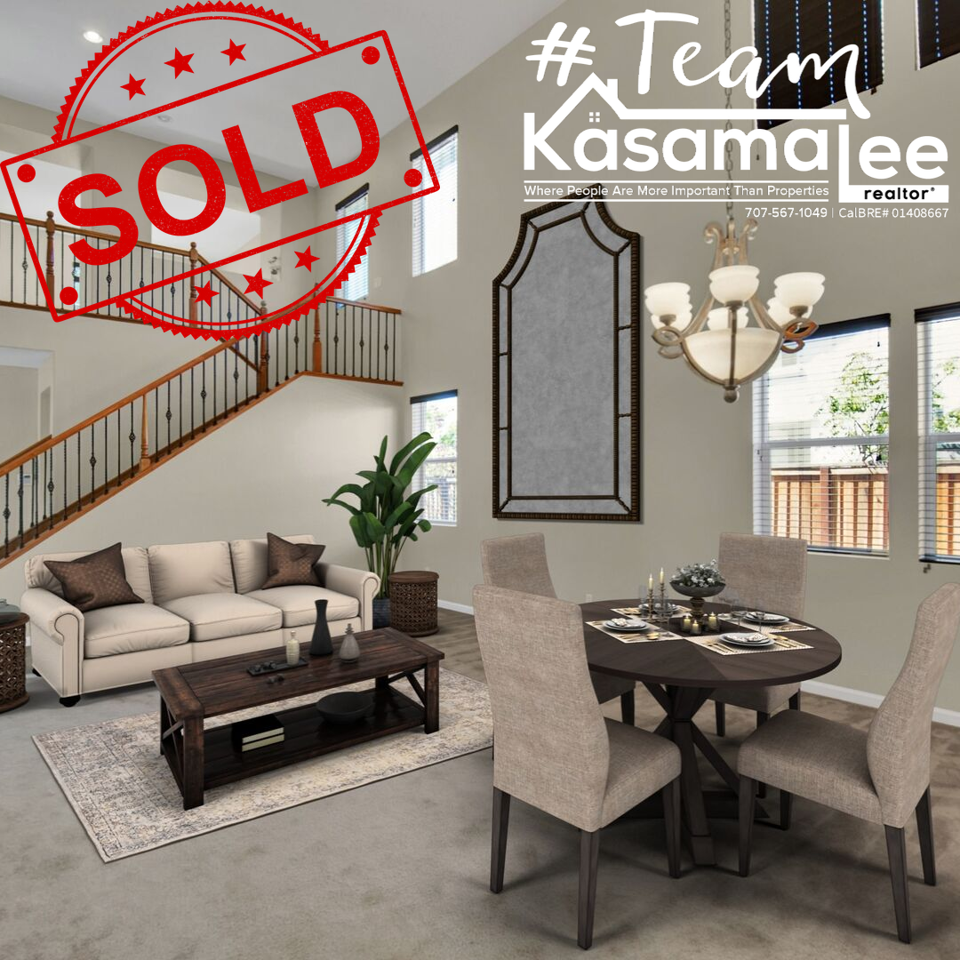 Just Sold in American Canyon