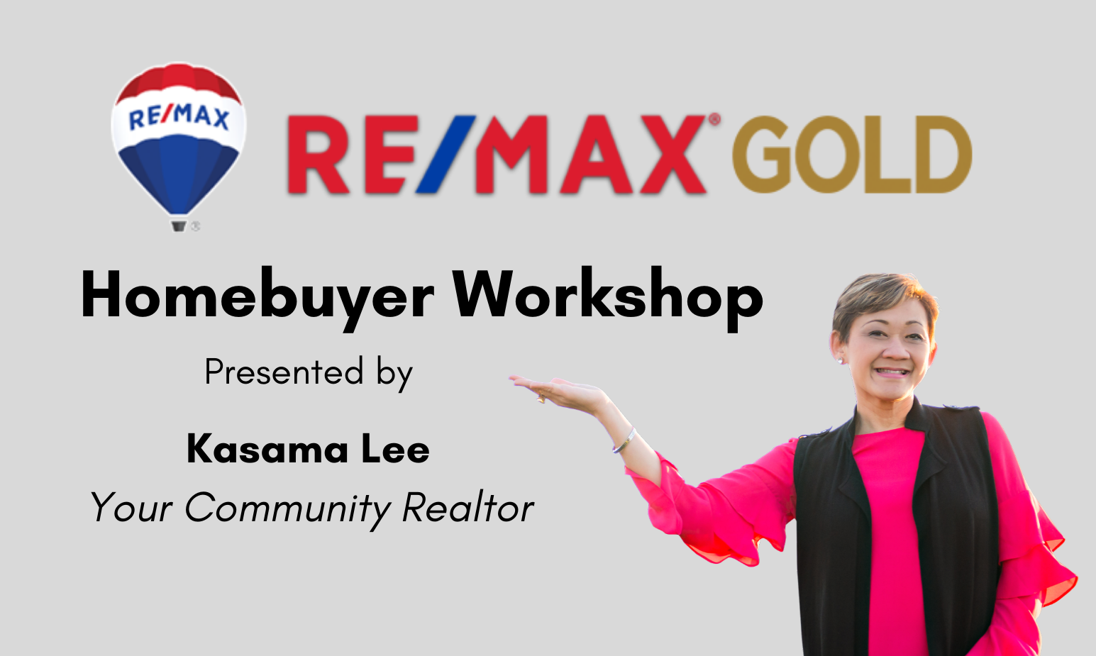 Home Buyer Workshop on 12/15