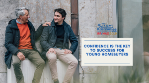 Confidence Is the Key to Success for Young Homebuyers