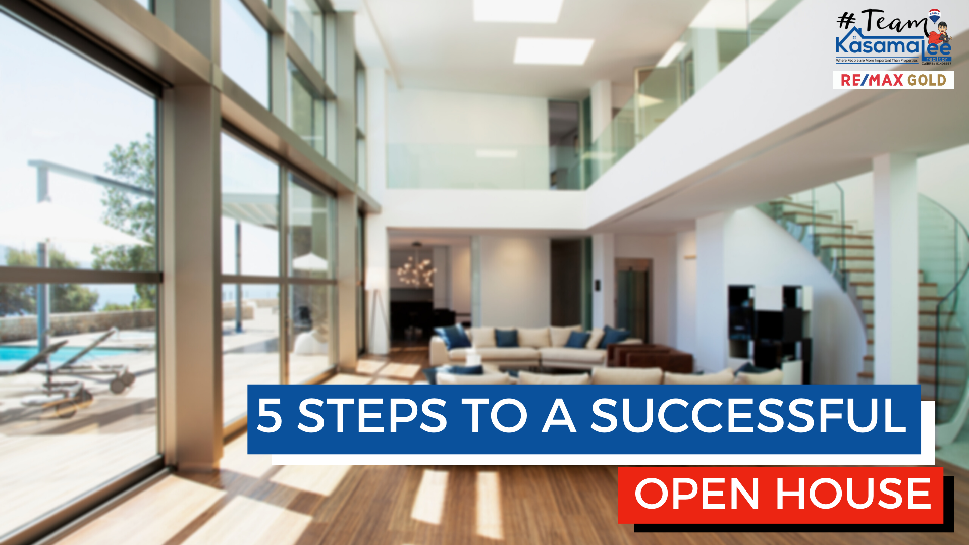 5 Steps to a Successful Open House