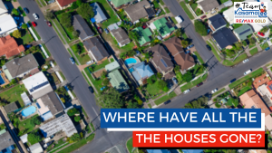 Where Have All the Houses Gone?