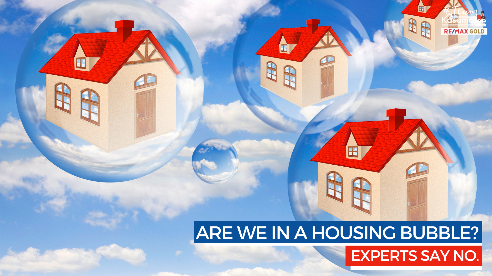 Are We in a Housing Bubble? Experts Say No.