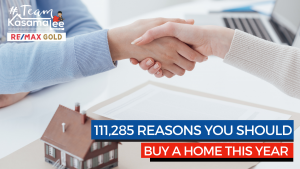 111,285 Reasons You Should Buy a Home This Year